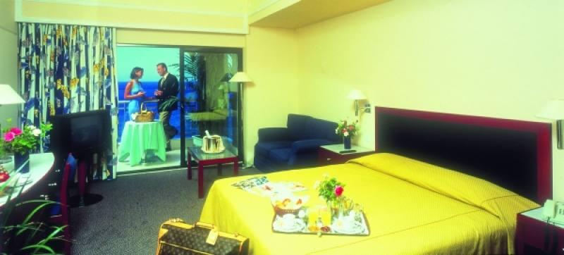 Hotel Mediterranean - Rhodos stad - Rhodos